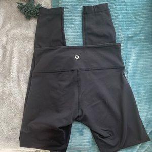 Lululemon!! Align pant black size 4